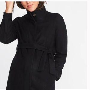 Old Navy  Maternity Soft Brushed Maternity Coat